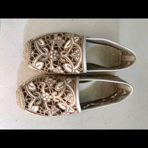 Tory Burch Lace shoes